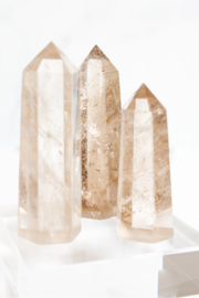Apothecary Co Smoky Quartz Point - Front cropped