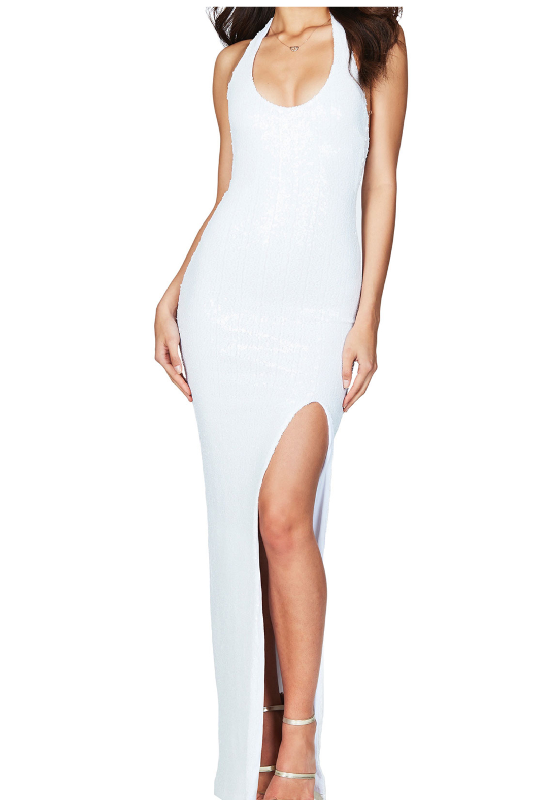 Nookie Smoulder Gown - Front Cropped Image