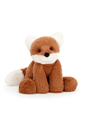 Jellycat Smudge Fox Medium - Front cropped