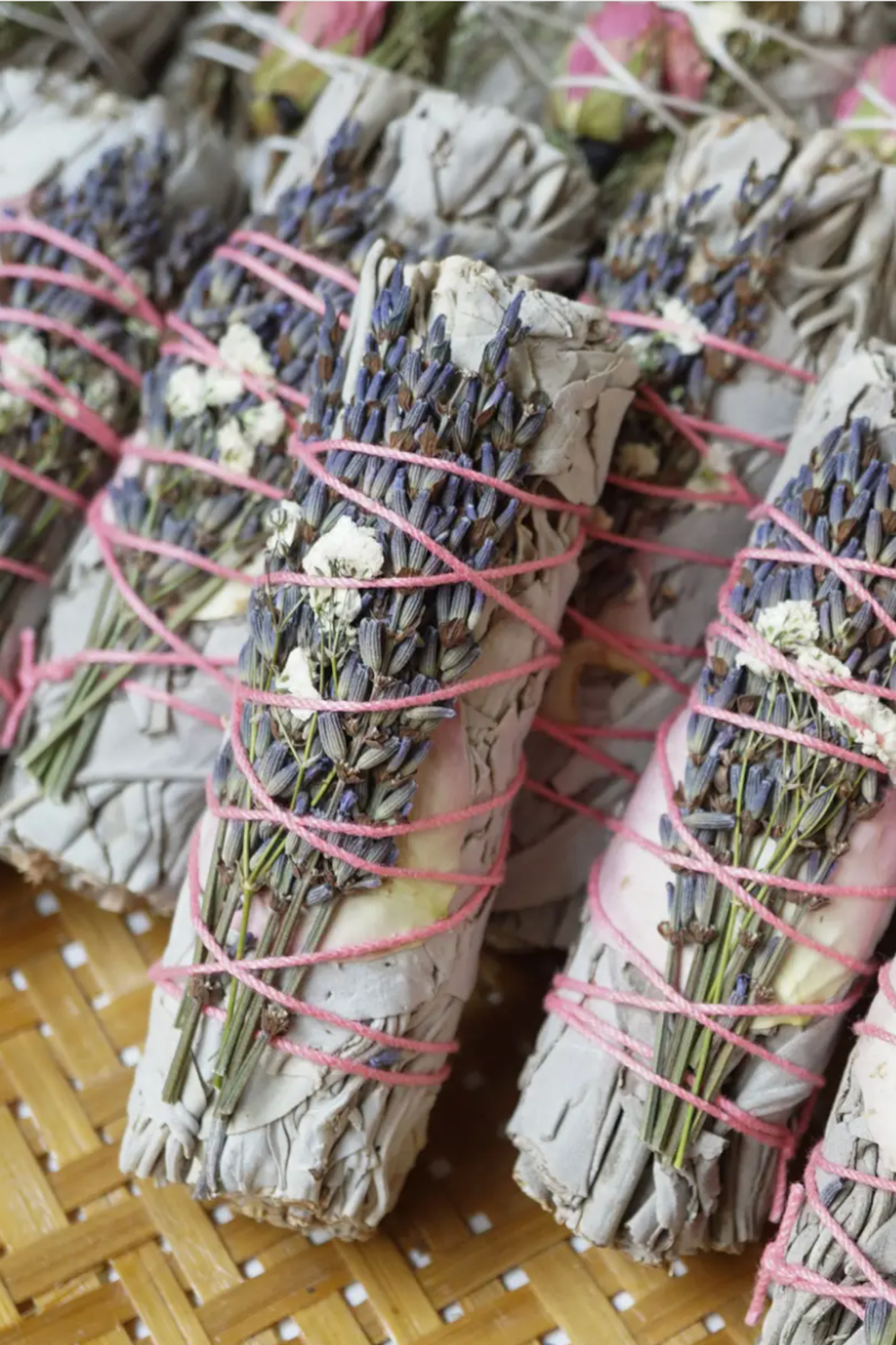 Kindred Row Smudge Stick - Front Full Image