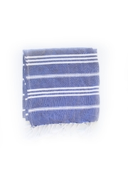 Smyrna Collection Blue Chalcedony Towel - Product Mini Image