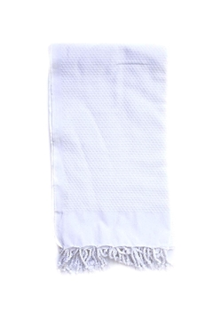 Smyrna Collection Honeycomb Turkish Towel - Product List Image