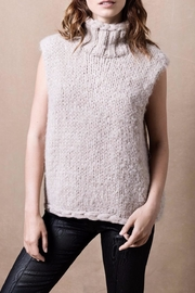 Smythe Handknit Turtleneck Dickie - Product Mini Image