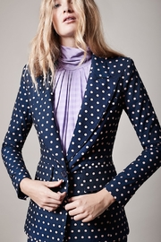 Smythe Polka Dot Blazer - Product Mini Image