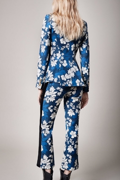 Smythe Tailored Floral Blazer - Alternate List Image