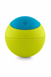 boon by Tomy Snack Ball - Blue/green - Front cropped