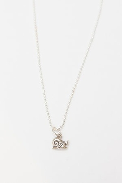 folklore & fairytales Snail storybook necklace - Product List Image