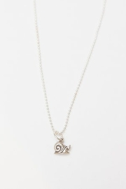 folklore & fairytales Snail storybook necklace - Product Mini Image