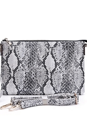 Proya Fashion Snake Accordion Crossbody - Product Mini Image