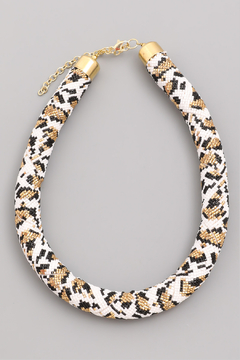 Shoptiques Product: Snake Bead Necklace