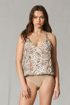 By Together Snake Bodysuit - Product List Image