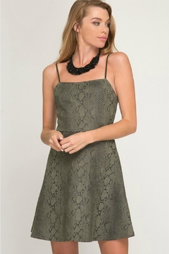 Towne Snake Dress - Product List Image
