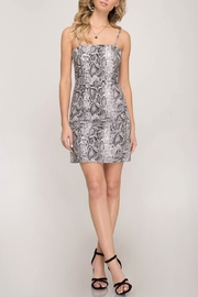 Beauty by BNB Snake Dress - Product Mini Image
