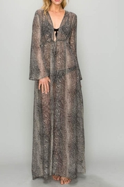 AAKAA Snake Maxi Dress - Product Mini Image