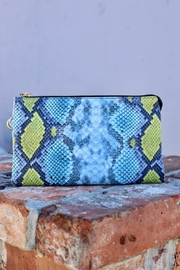 Caroline Hill Snake Print Crossbody - Product Mini Image