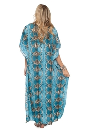 Buddy Love Miller Snake Print Maxi Dress - Other