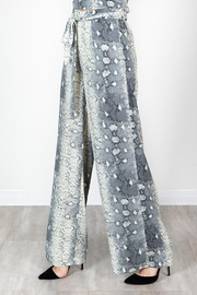 essue Snake Print Pant - Product Mini Image