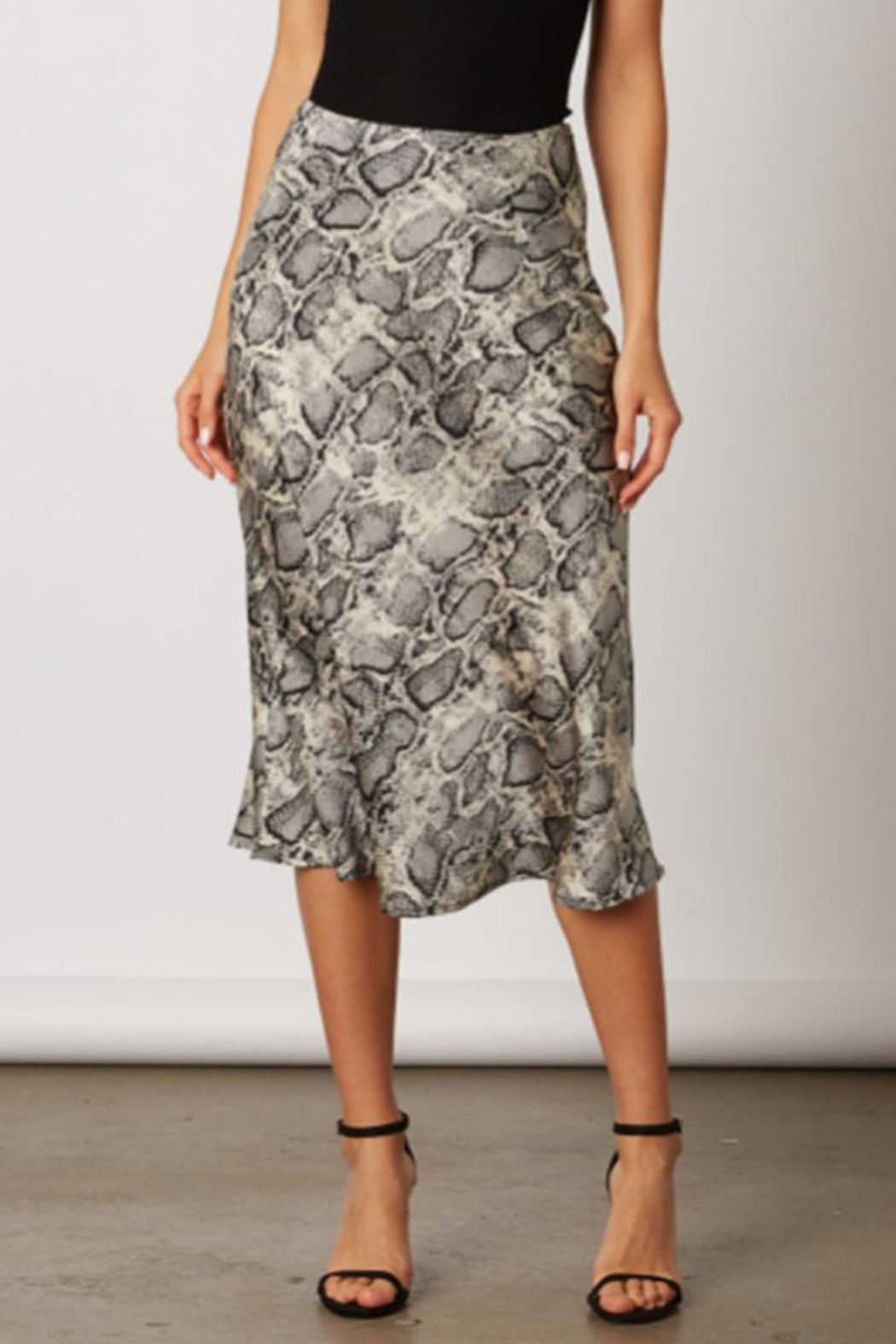 20d779710 Cotton Candy LA Snake Print Skirt from New York by Dor L'Dor ...