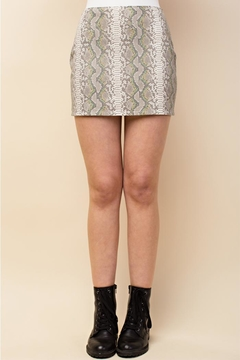 Shoptiques Product: Snake Skin Skirt