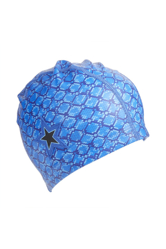 Bling2o Snake Skin Swim Cap - Product List Image