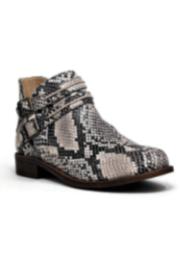 Lyn -Maree's Snakeskin Booties - Product Mini Image