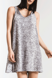 z supply Snakeskin Breezy Dress - Product Mini Image