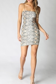 Nikibiki Snakeskin Cami Dress - Product Mini Image