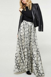 Promesa USA Snakeskin Maxi Skirt - Product Mini Image