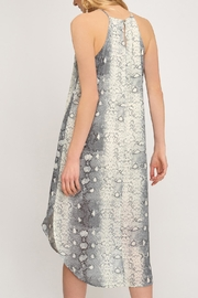 She + Sky Snakeskin Slip Dress - Other