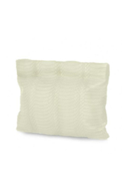 Deux Cuirs (C&C Creative) Snakeskin Springframe Clutch - Front full body