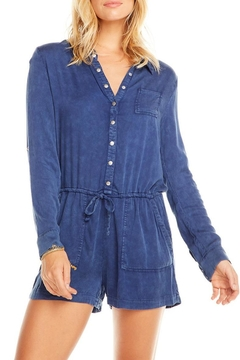 Chaser Snap Front Romper - Alternate List Image