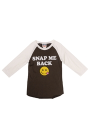 Junk Food Clothing Snap Me Back Top - Product Mini Image