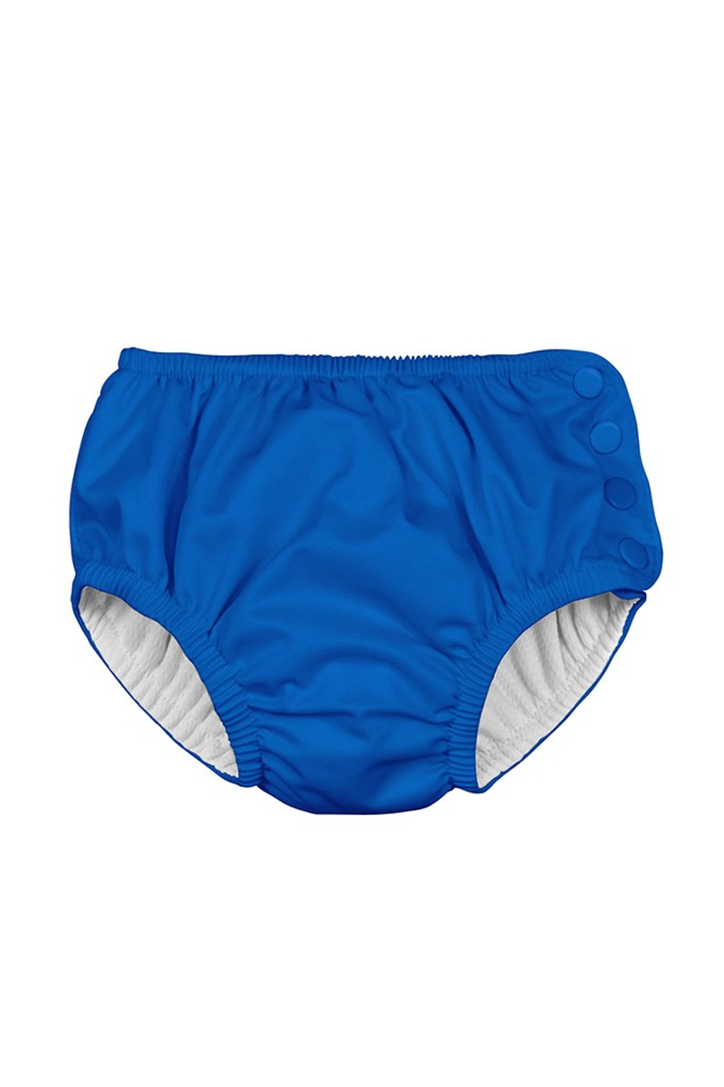 Iplay Snap Reusable Absorbent Swim Diaper - Front Full Image