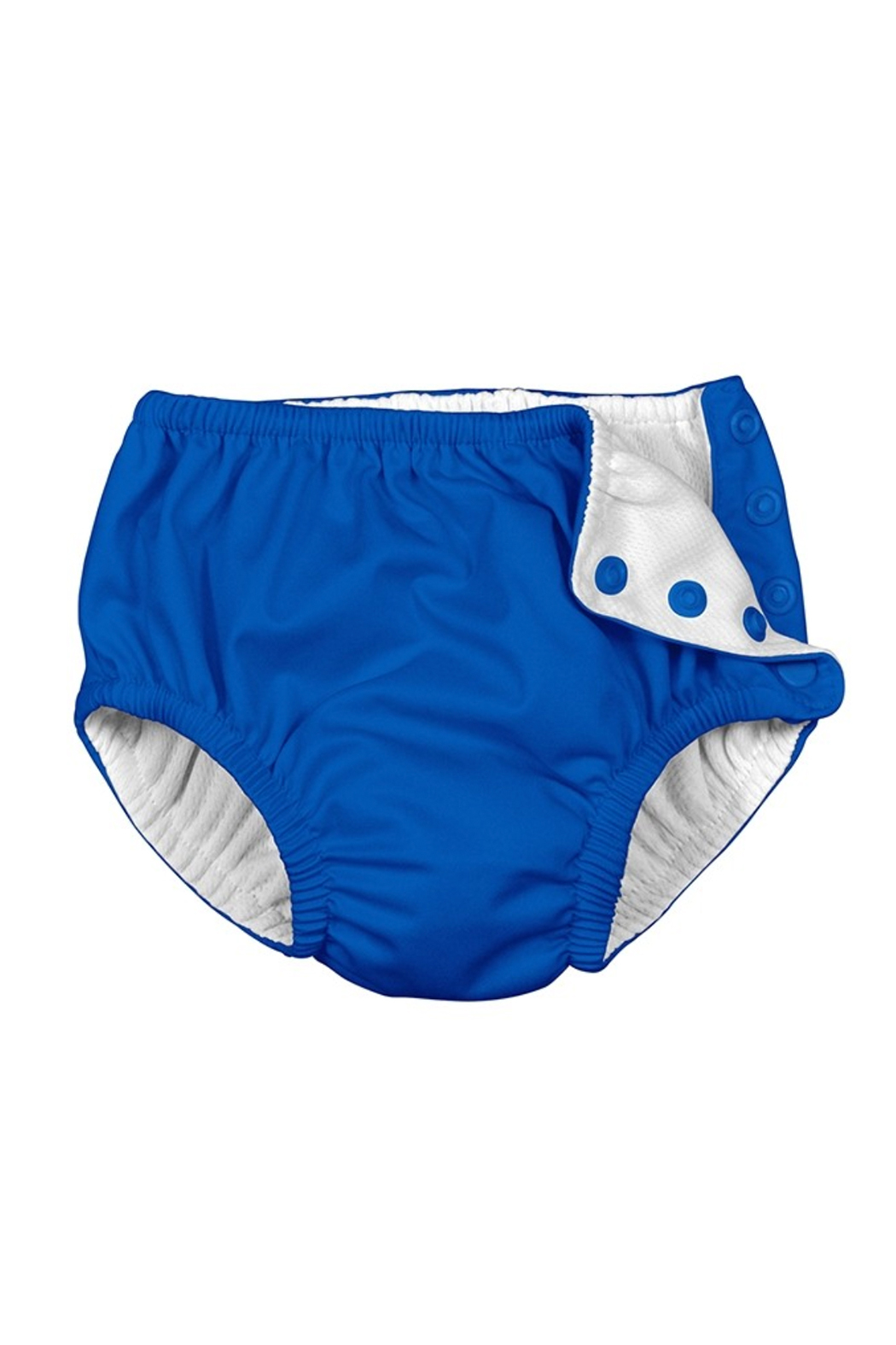 Iplay Snap Reusable Absorbent Swim Diaper - Front Cropped Image