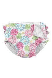 Iplay Snap Reusable Absorbent Swimsuit Diaper - Front cropped