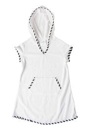 Snapper Rock Sailor Hooded Dress - Product Mini Image