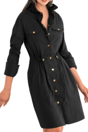 Gretchen Scott  Snappy Classic Dress - Front cropped