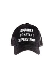 Snark City Constant Supervision Hat - Product Mini Image