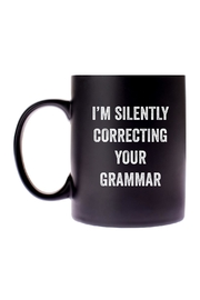Snark City Correct Grammar Mug - Product Mini Image