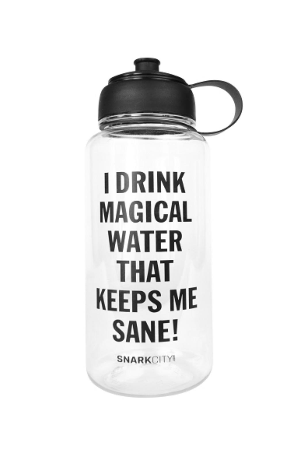 Snark City Comedic Water Bottle - Main Image