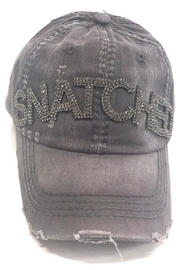 Olive & Pique Snatched Hat - Product Mini Image