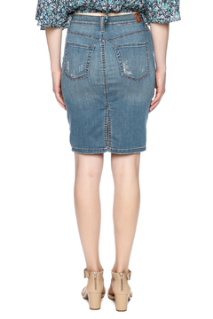 Shoptiques Product: Denim Days Skirt