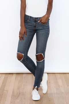 Sneak Peak Low Rise skinny jean - Product List Image