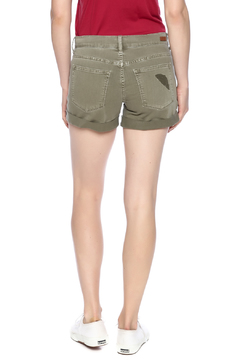 Sneak Peak Olive Shorts - Alternate List Image