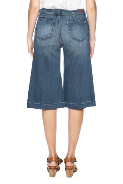 Sneak Peak Denim Culottes - Alternate List Image