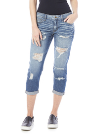 Sneak Peek Boyfriend jeans - Product Mini Image