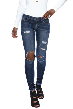 Sneak Peek Distressed Denim - Product List Image