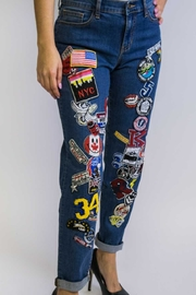 Sneak Peek Jeans - Product Mini Image