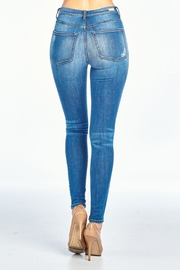 Sneak Peak High Rise Jean - Side cropped