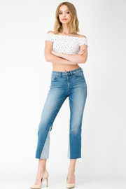 Sneak Peek Ashton Flare Jeans - Product Mini Image
